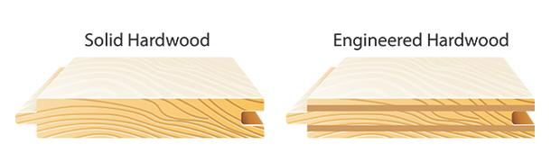 Engineered Hardwood Vs Solid